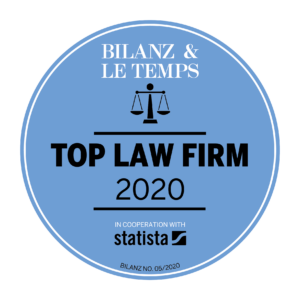 Reichlin Hess Award Top Law Firm Switzerland 2020